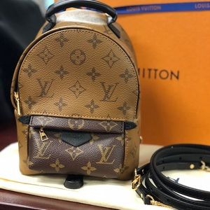Louis Vuitton Bags - Palm Springs Backpack Mini Reverse Monogram 4894876990548